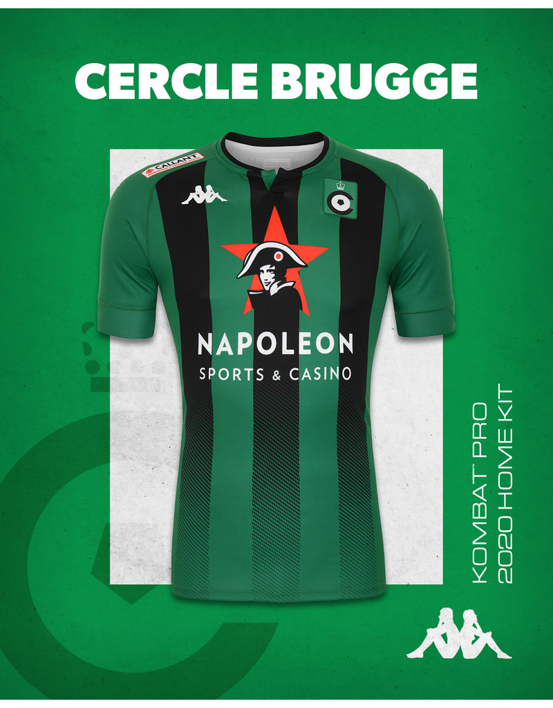 Cercle Brugge thuisshirt 2020-2021