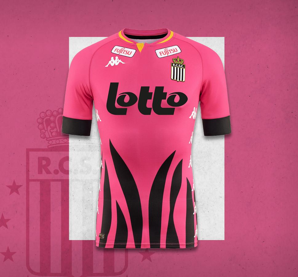 Charleroi FC uitshirt 2020-2021