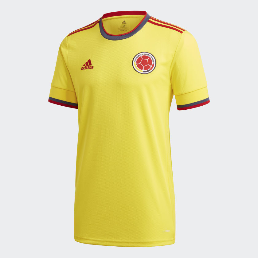 Colombia thuisshirt 2021-2022