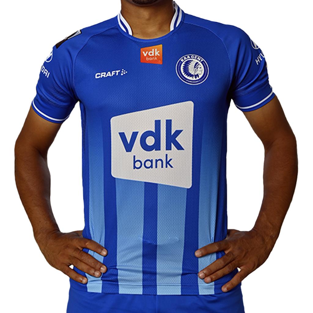 KAA Gent thuisshirt 2020-2021