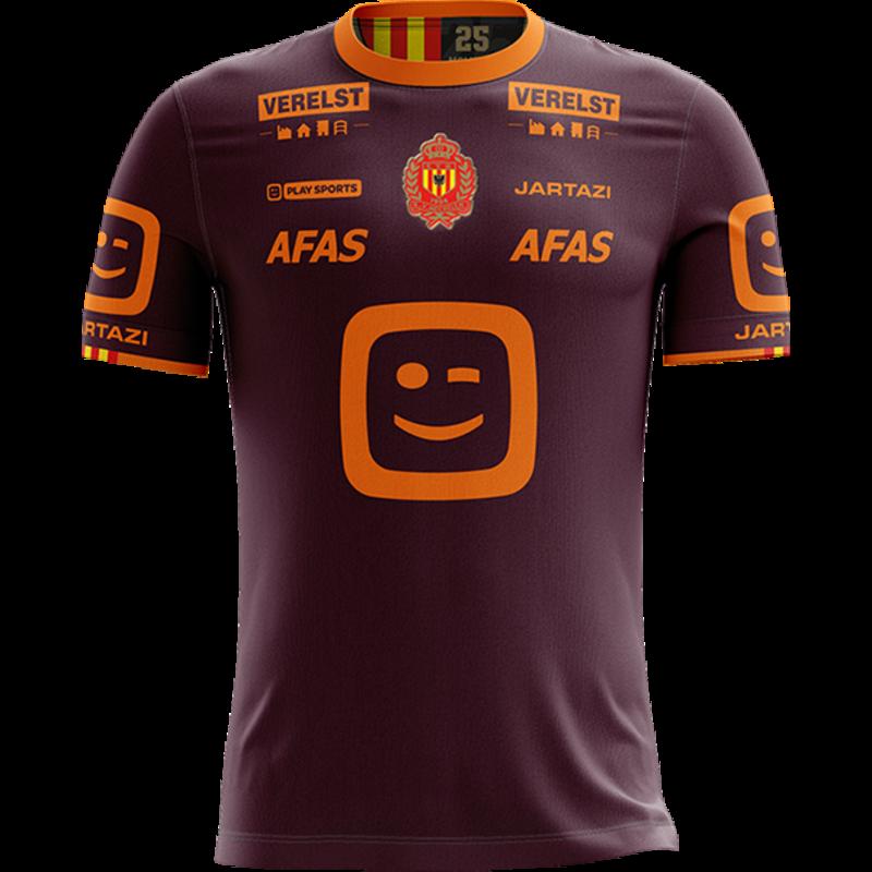 KV Mechelen uitshirt 2020-2021