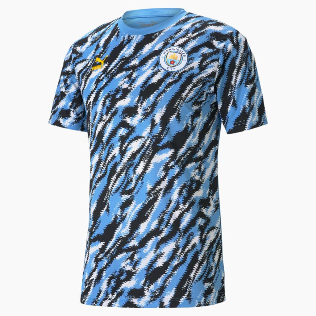 Manchester City trainingsshirt 2020-2021 - 14