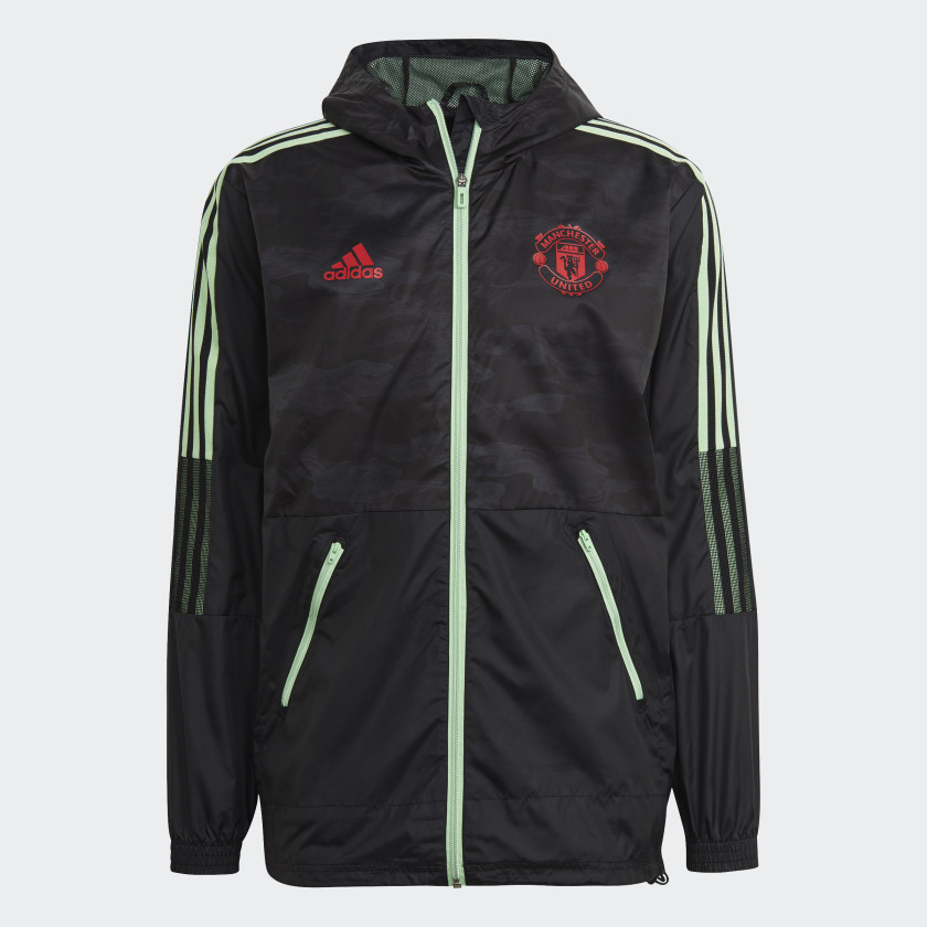 Manchester United trainingsjack 2020-2021 - 10