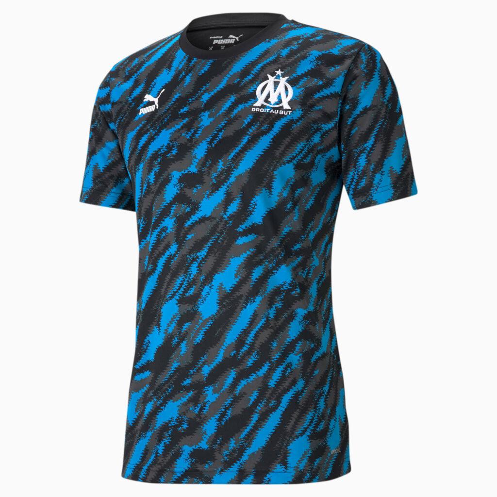 Olympique Marseille trainingsshirt 2020-2021 - 10