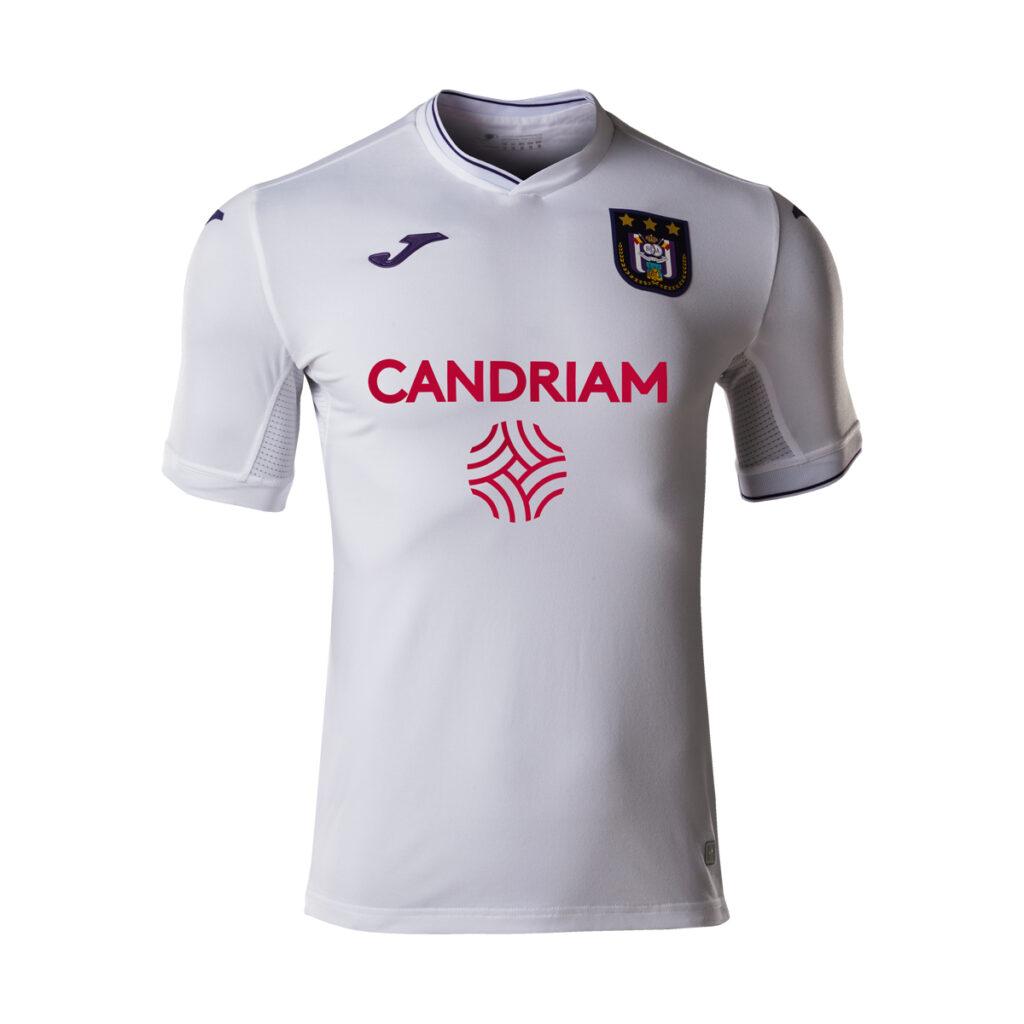 RSC Anderlecht uitshirt 2020-2021