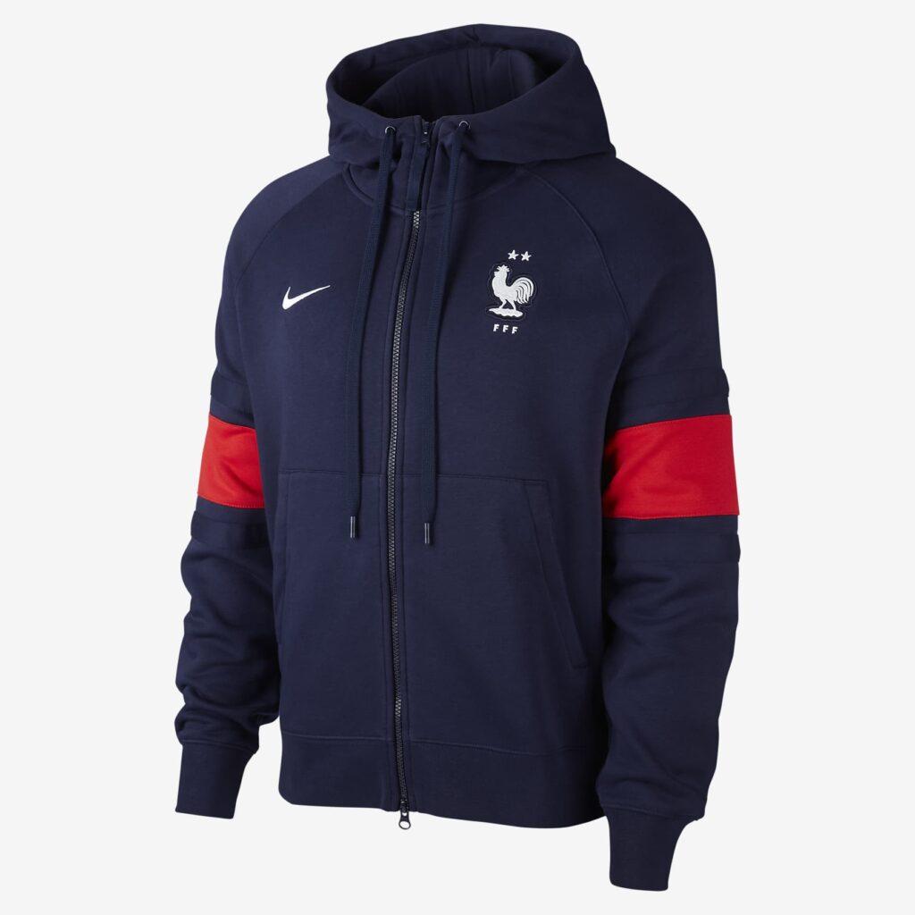 Frankrijk trainingsjack 2020-2021 - 7