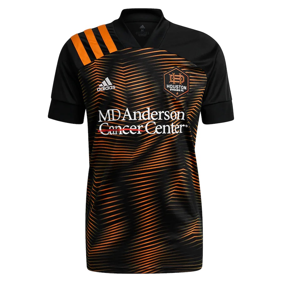 Houston Dynamo uitshirt 2021-2022