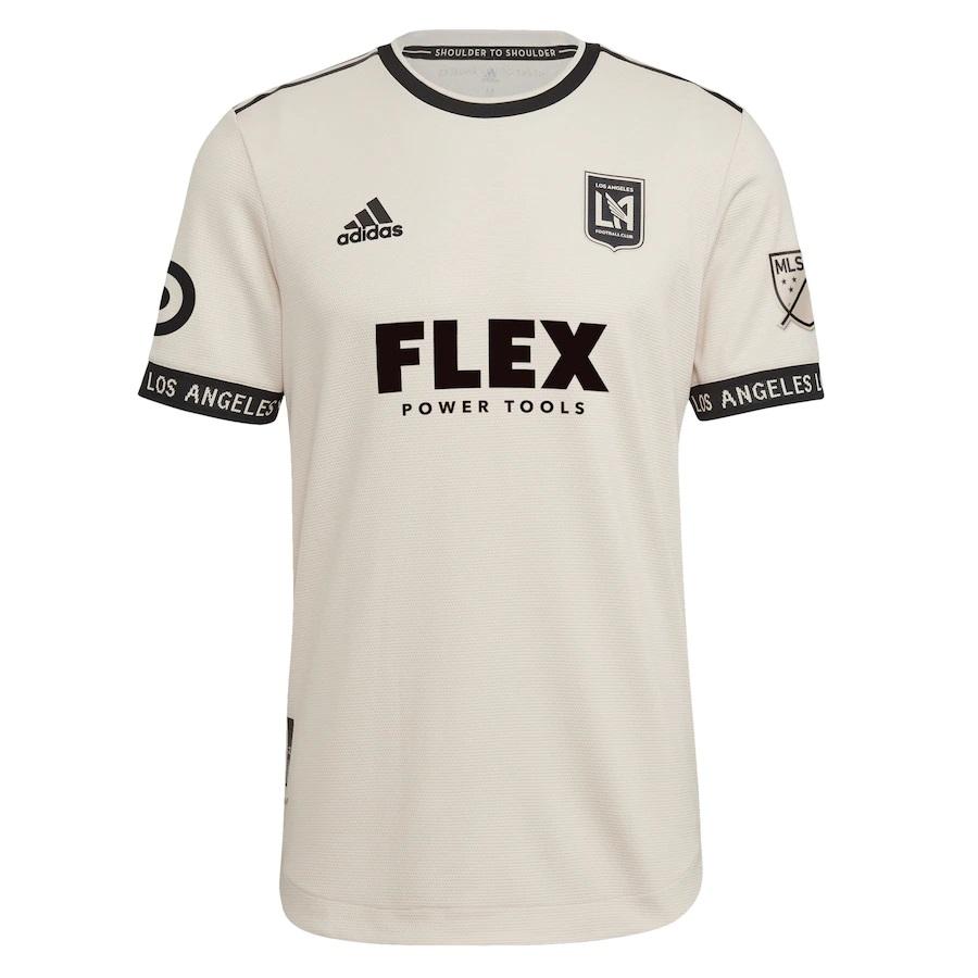 Los Angeles FC uitshirts 2021-2022