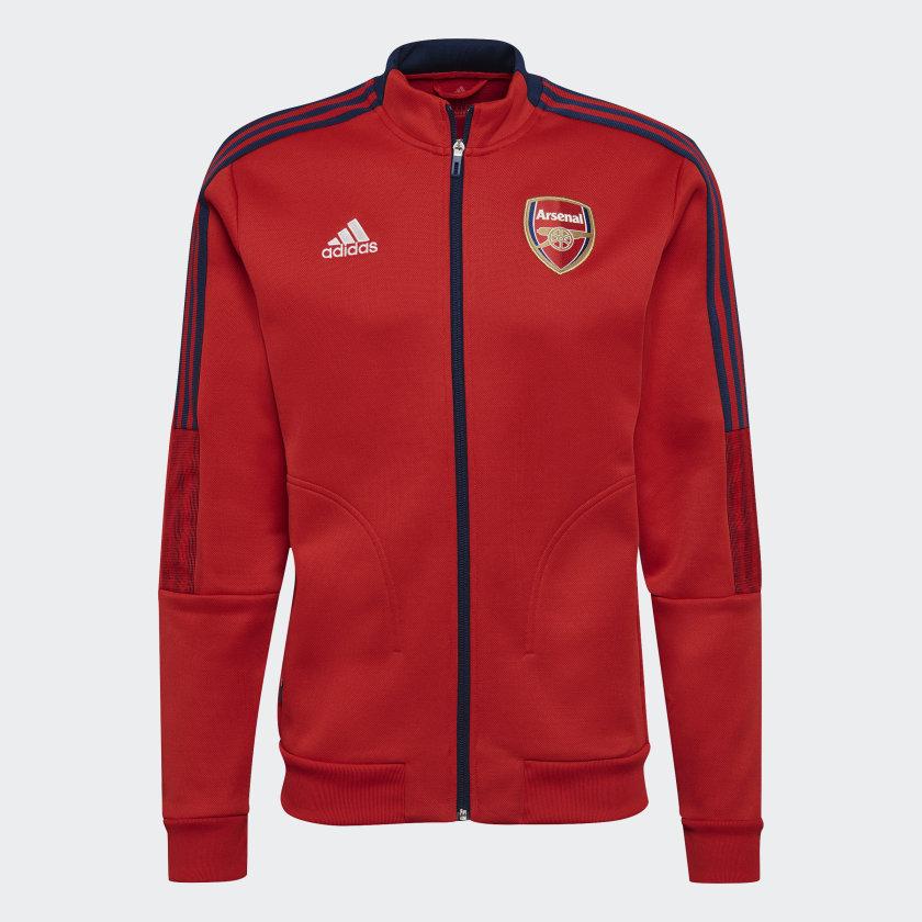 Arsenal trainingsjack 2020-2021 - 12