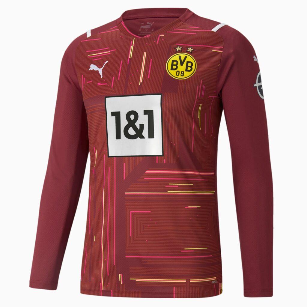 Borussia Dortmund keepersshirt 2021-2022