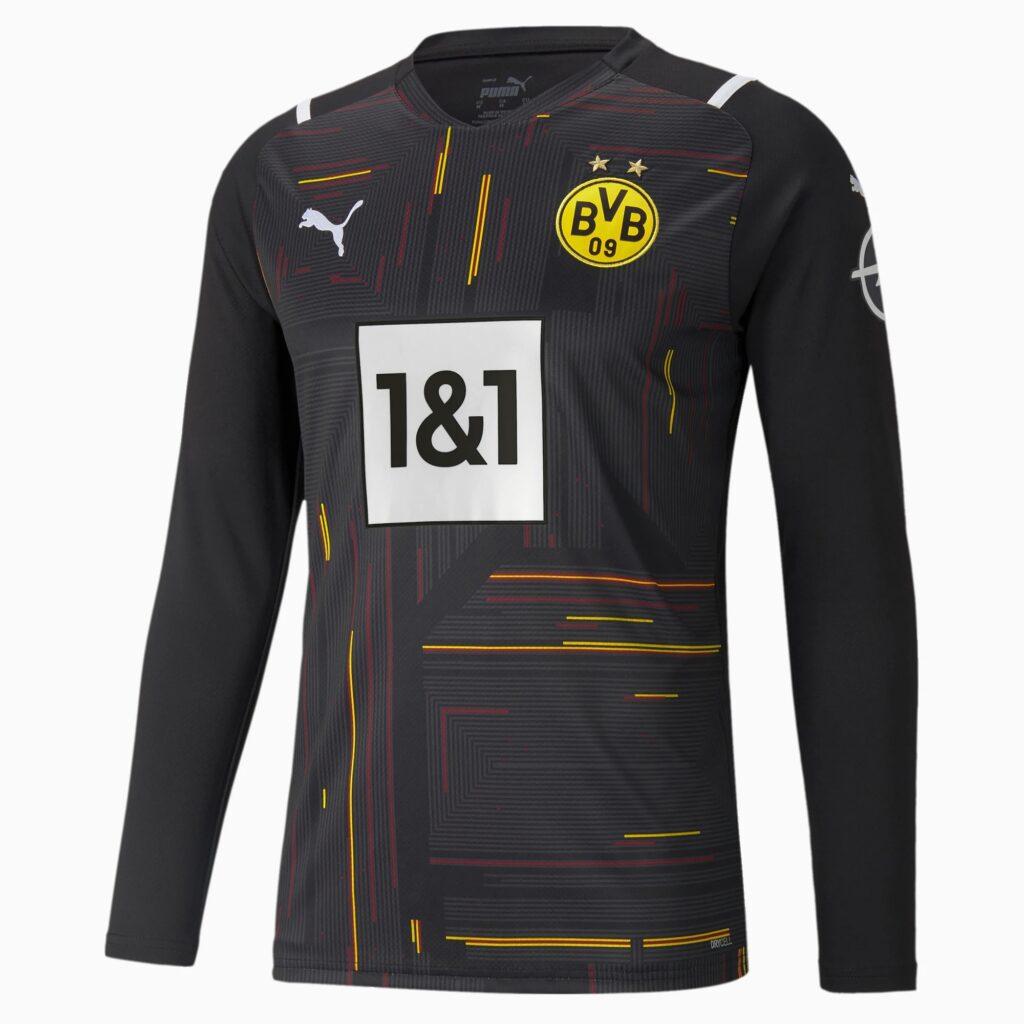 Borussia Dortmund keepersshirt 2021-2022 - 2