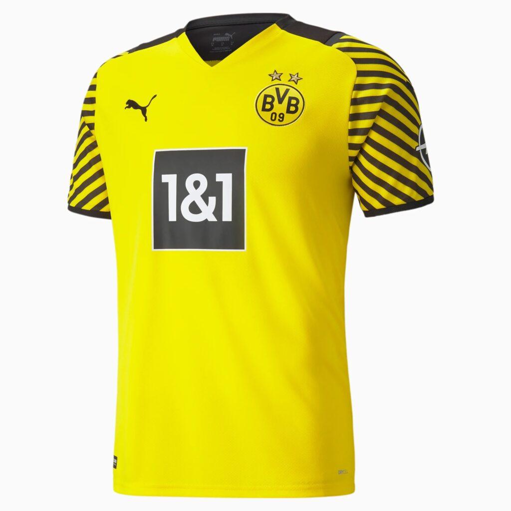 Borussia Dortmund thuisshirt 2021-2022
