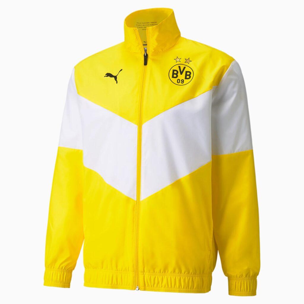 Borussia Dortmund trainingsjack 2021-2022