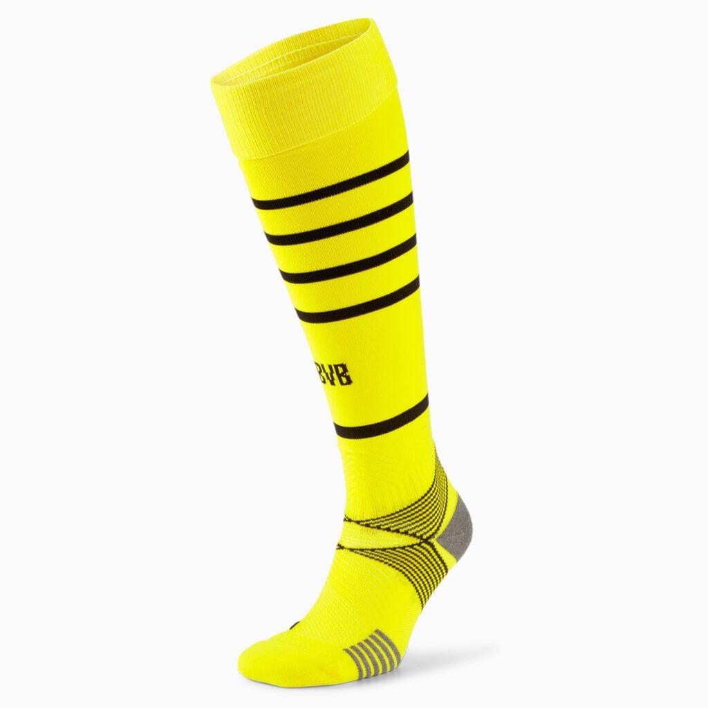 Borussia Dortmund voetbalsokken thuis 2021-2022