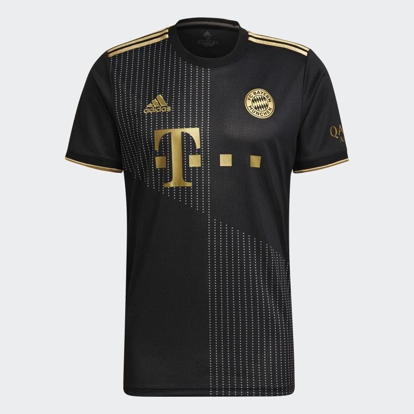 FC Bayern München uitshirt 2021-2022