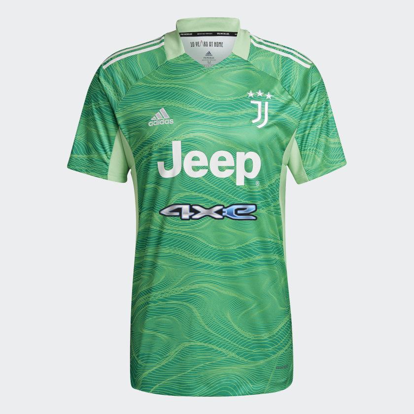 Juventus keepersshirt 2021-2022