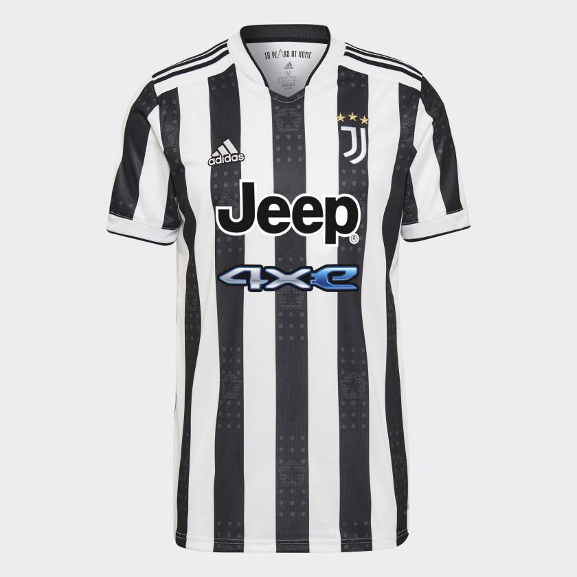 Juventus thuisshirt 2021-2022