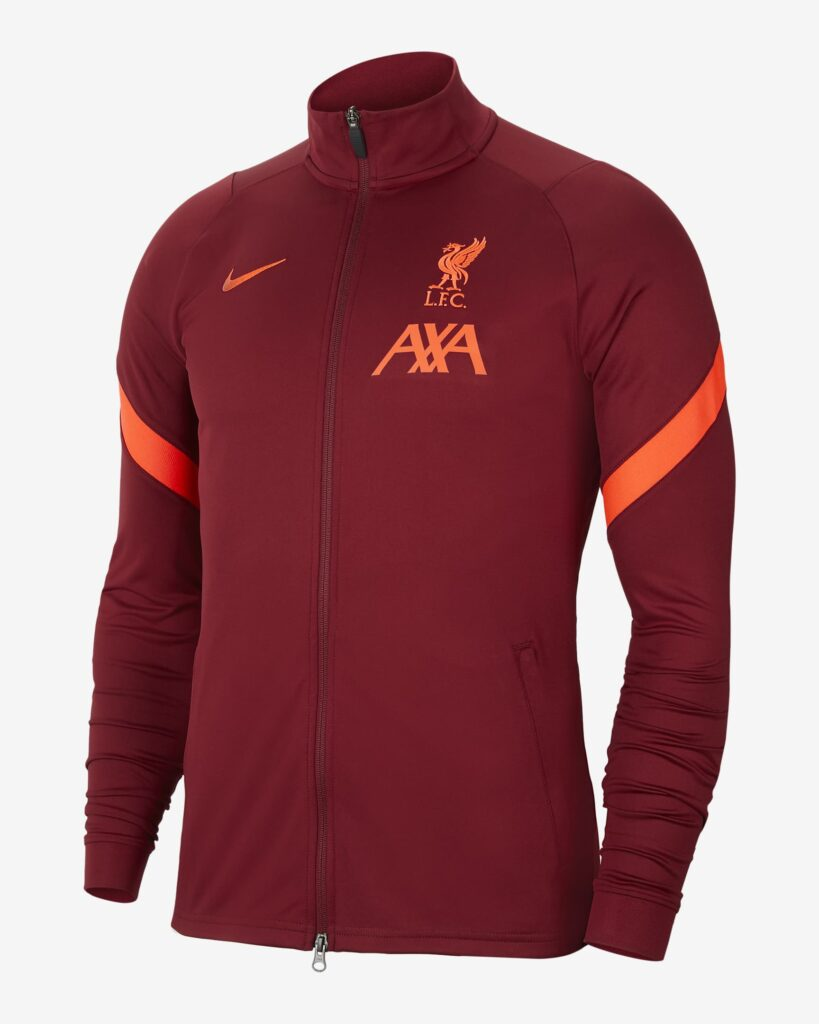 Liverpool trainingsjack 2021-2022