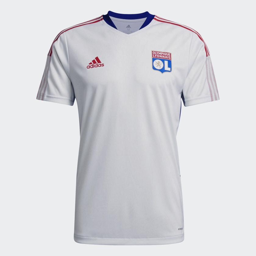 Olympique Lyon trainingsshirt 2021-2022