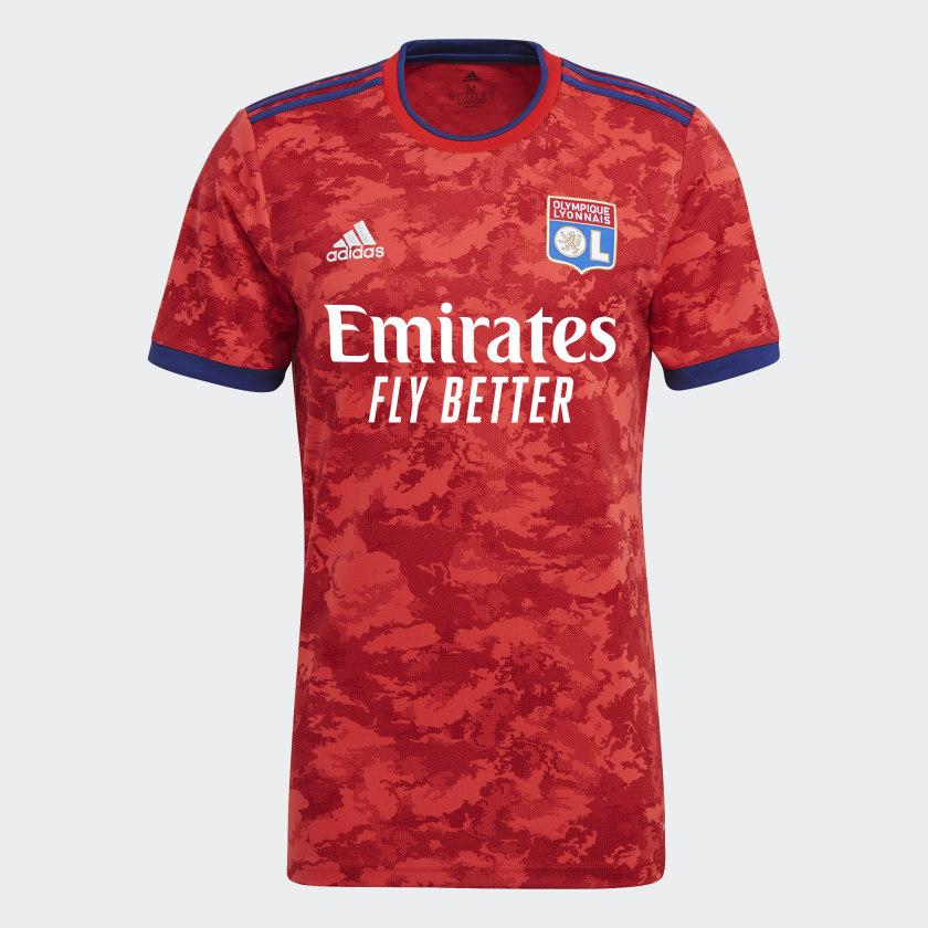 Olympique Lyon uitshirt 2021-2022