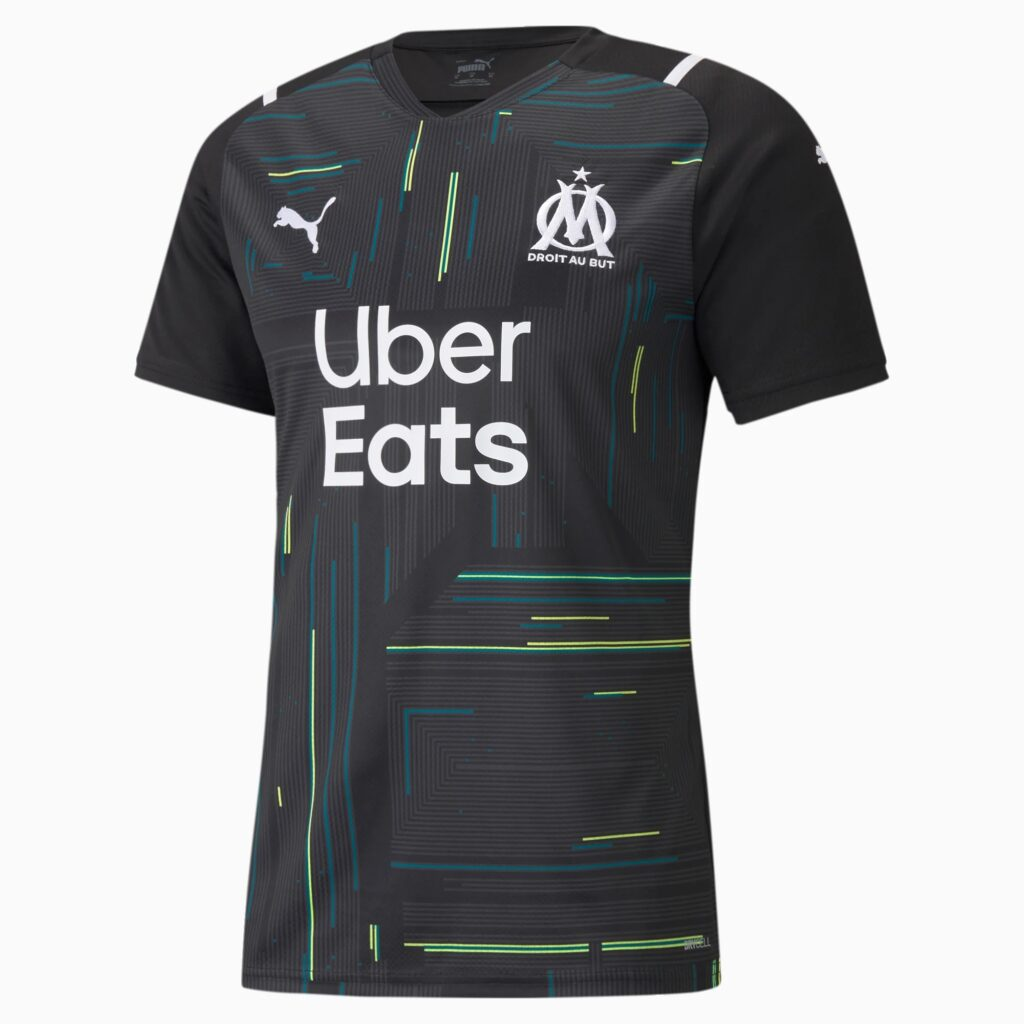 Olympique Marseille keepersshirt 2021-2022