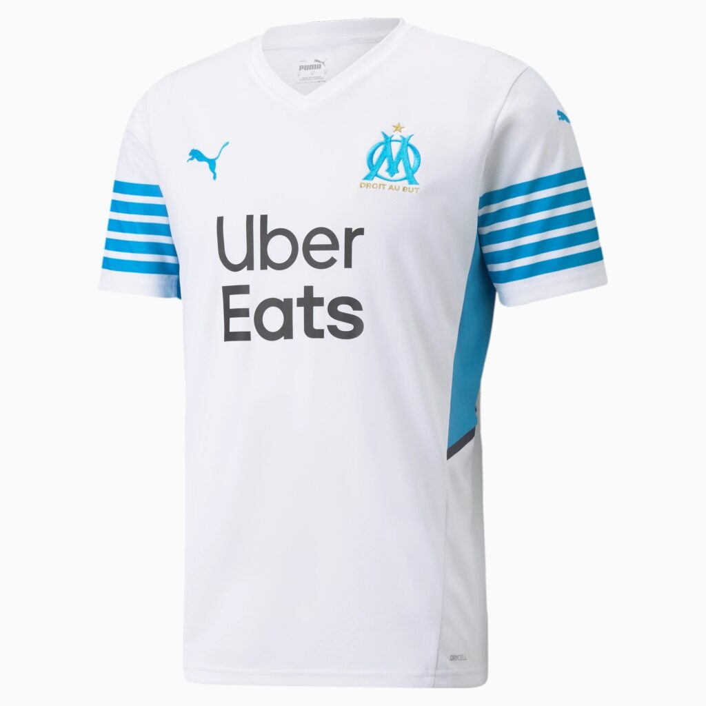 Olympique Marseille thuisshirt 2021-2022