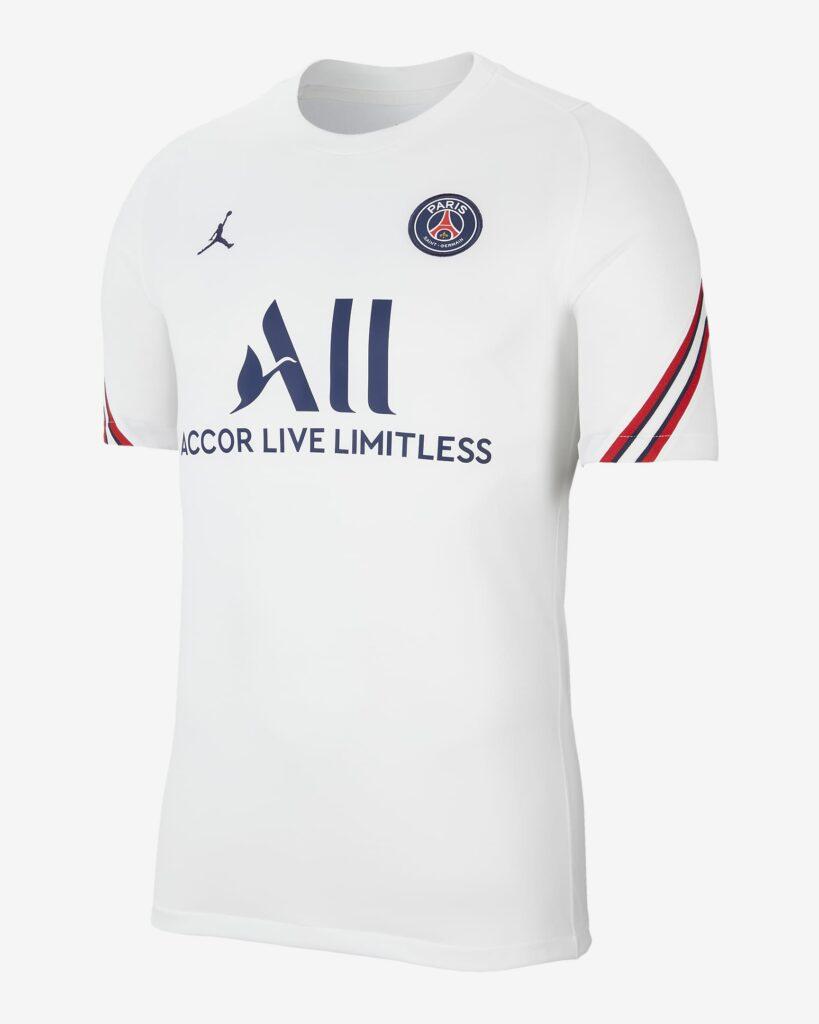 Paris Saint Germain trainingsshirt 2021-2022 - 4