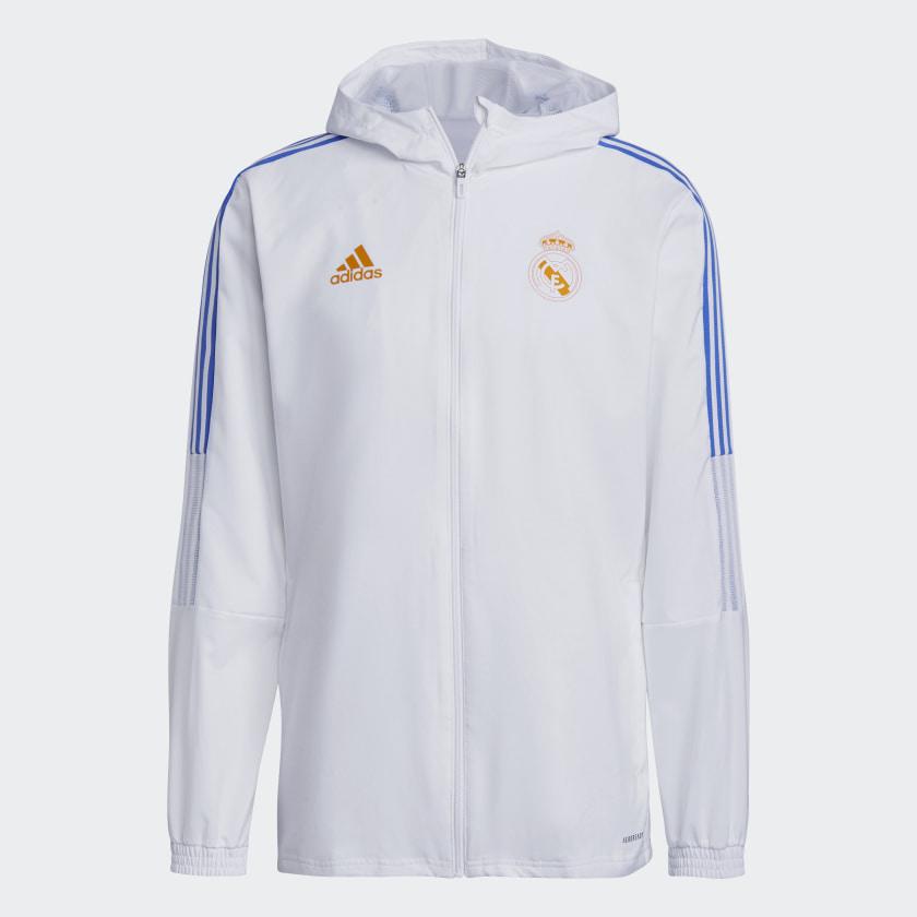 Real Madrid trainingsjack 2020-2021 - 16