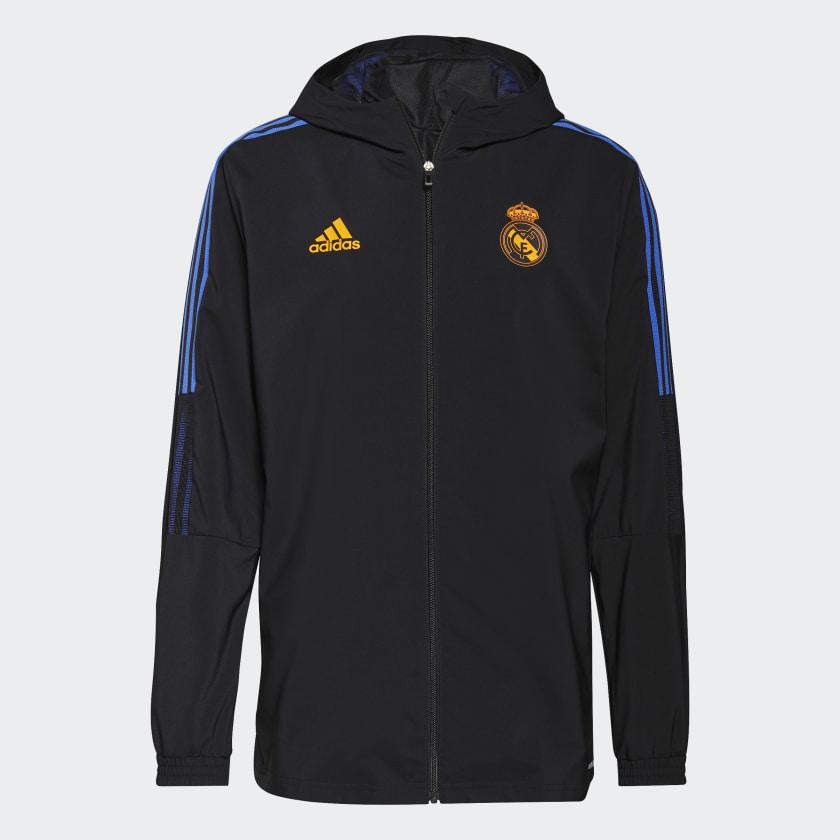 Real Madrid trainingsjack 2020-2021 - 17