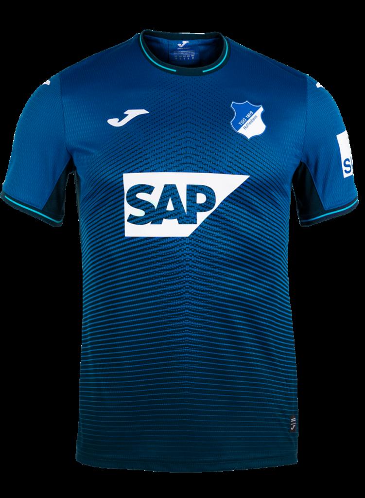 TSG 1899 Hoffenheim thuisshirt 2021-2022