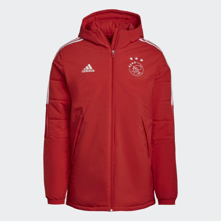 Ajax trainingsjack 2021-2022