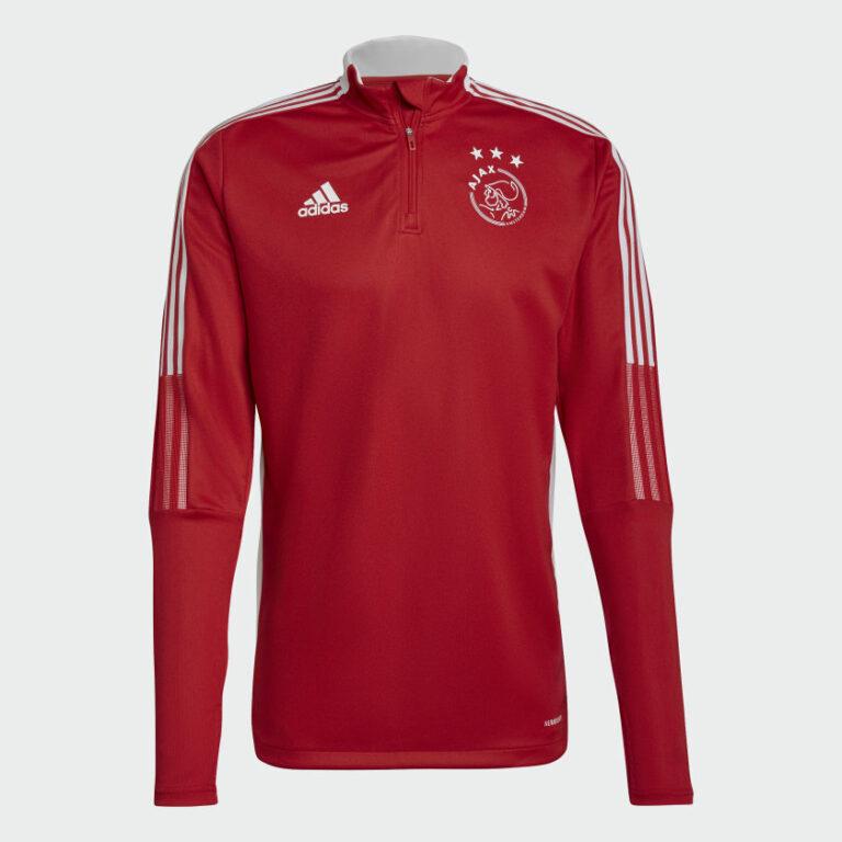 Ajax trainingstop 2021-2022