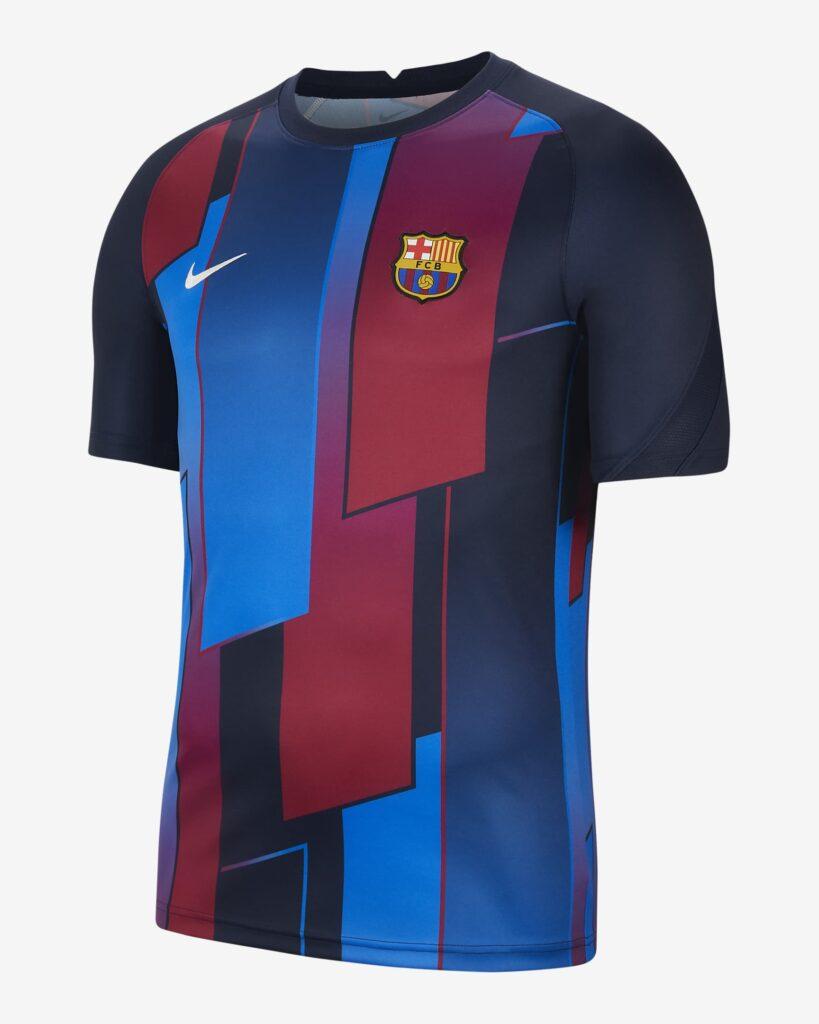 FC Barcelona trainingsshirt 2021-2022 - 3