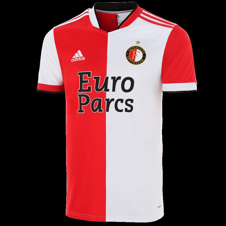 Feyenoord thuisshirt 2021-2022