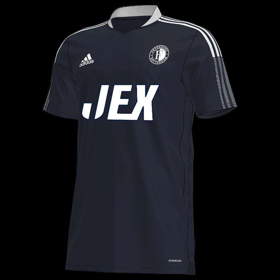 Feyenoord trainingsshirt 2021-2022 - 3