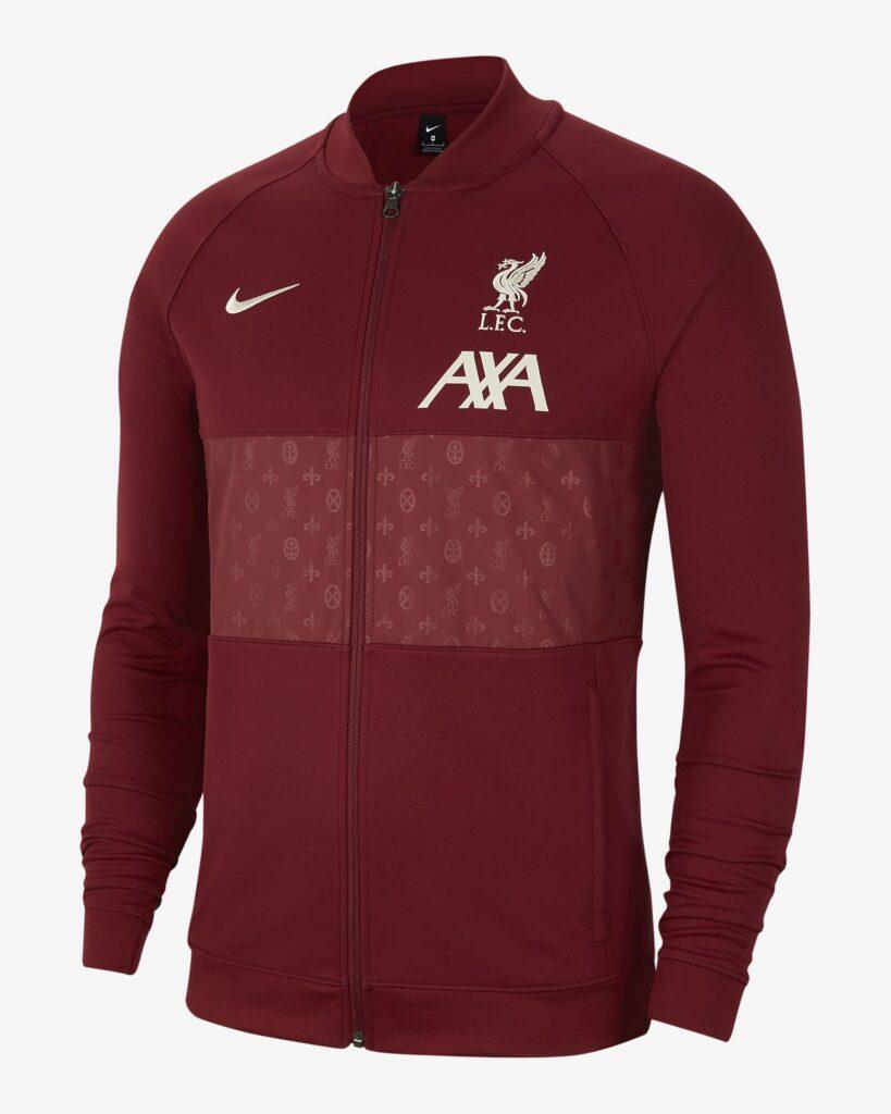 Liverpool trainingsjack 2021-2022 - 2