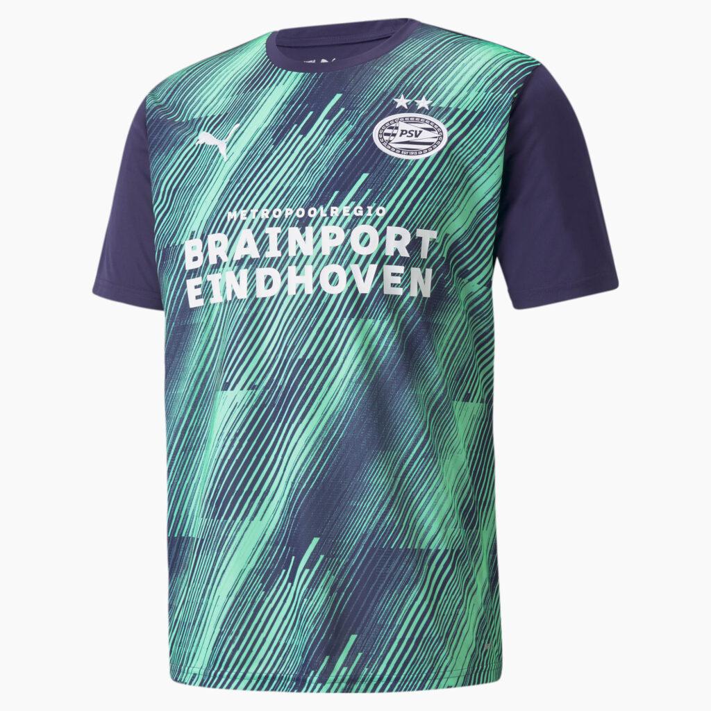 PSV trainingsshirt 2021-2022