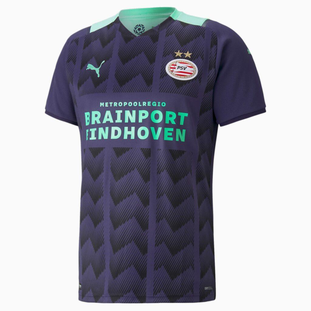 PSV uitshirt 2021-2022