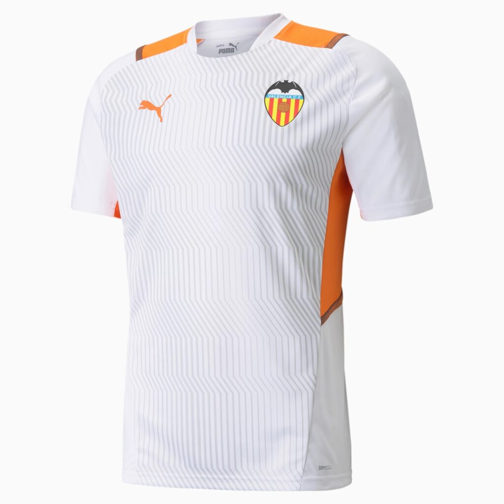 Valencia CF trainingsshirt 2021-2022