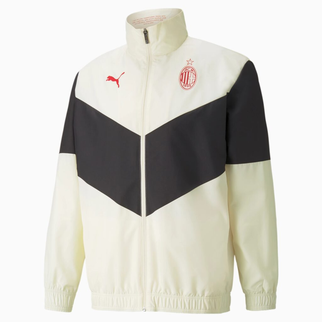 AC Milan trainingsjack 2021-2022