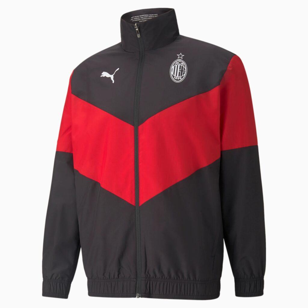 AC Milan trainingsjack 2021-2022 - 2
