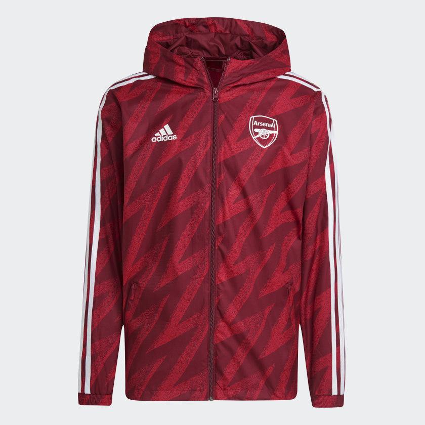 Arsenal trainingsjack 2021-2022 - 2