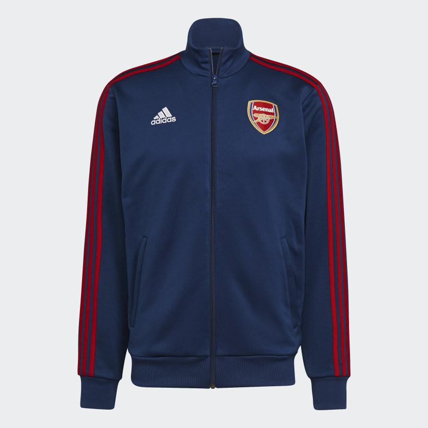 Arsenal trainingsjack 2021-2022 - 3