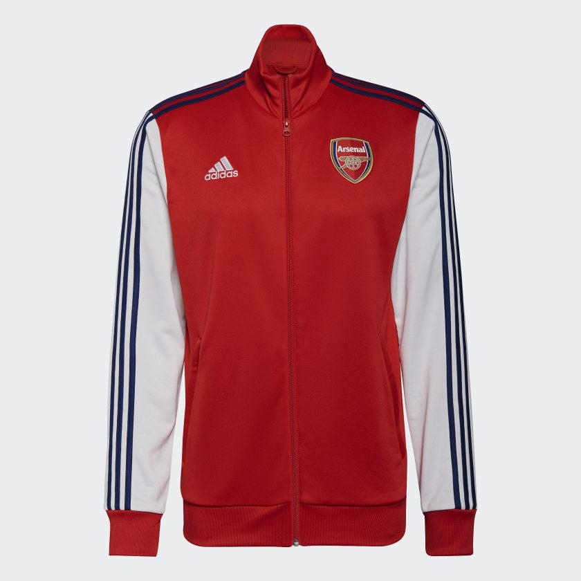 Arsenal trainingsjack 2021-2022 - 4