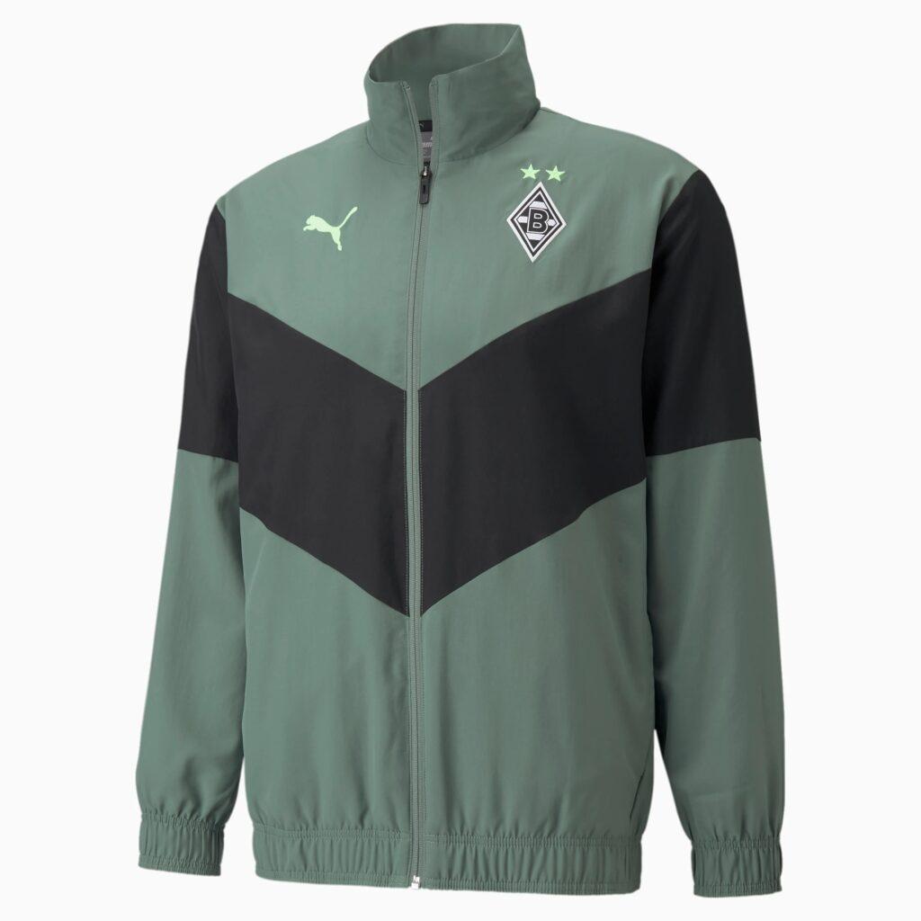 Borussia Mönchengladbach trainingsjack 2021-2022 - 2