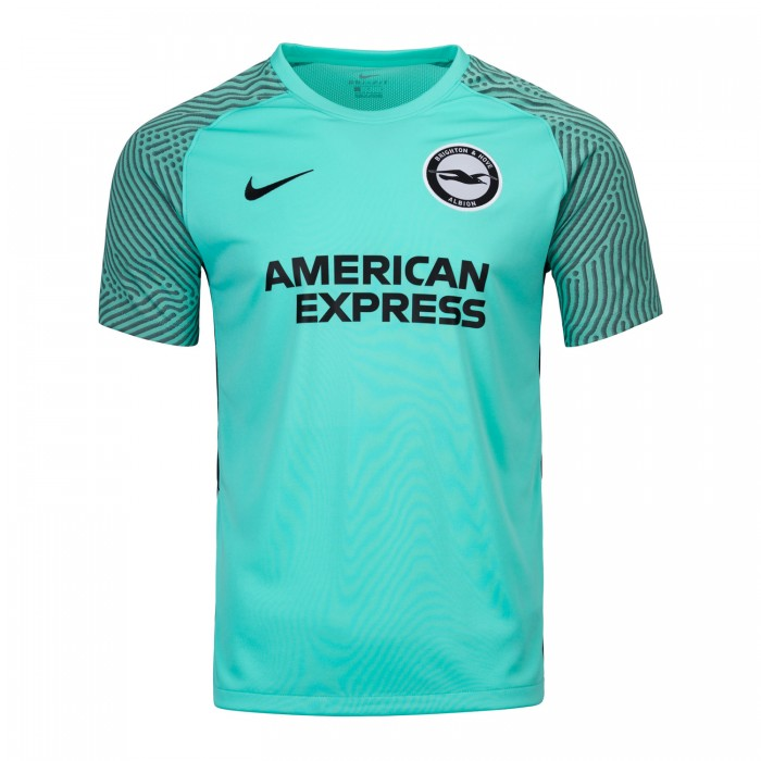Brighton and Hove Albion uitshirt 2021-2022