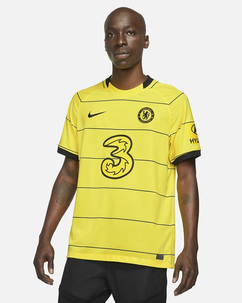 Chelsea uitshirt 2021-2022