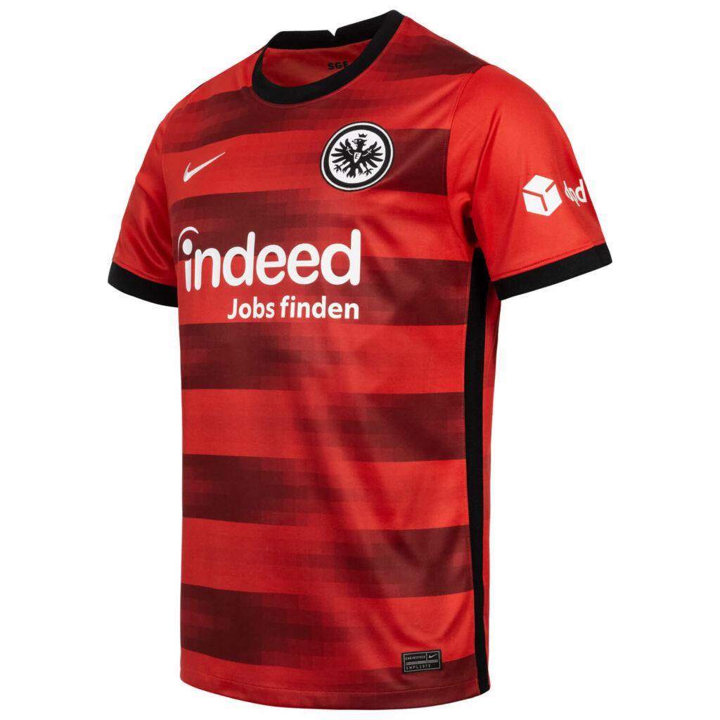 Eintracht Frankfurt uitshirt 2021-2022
