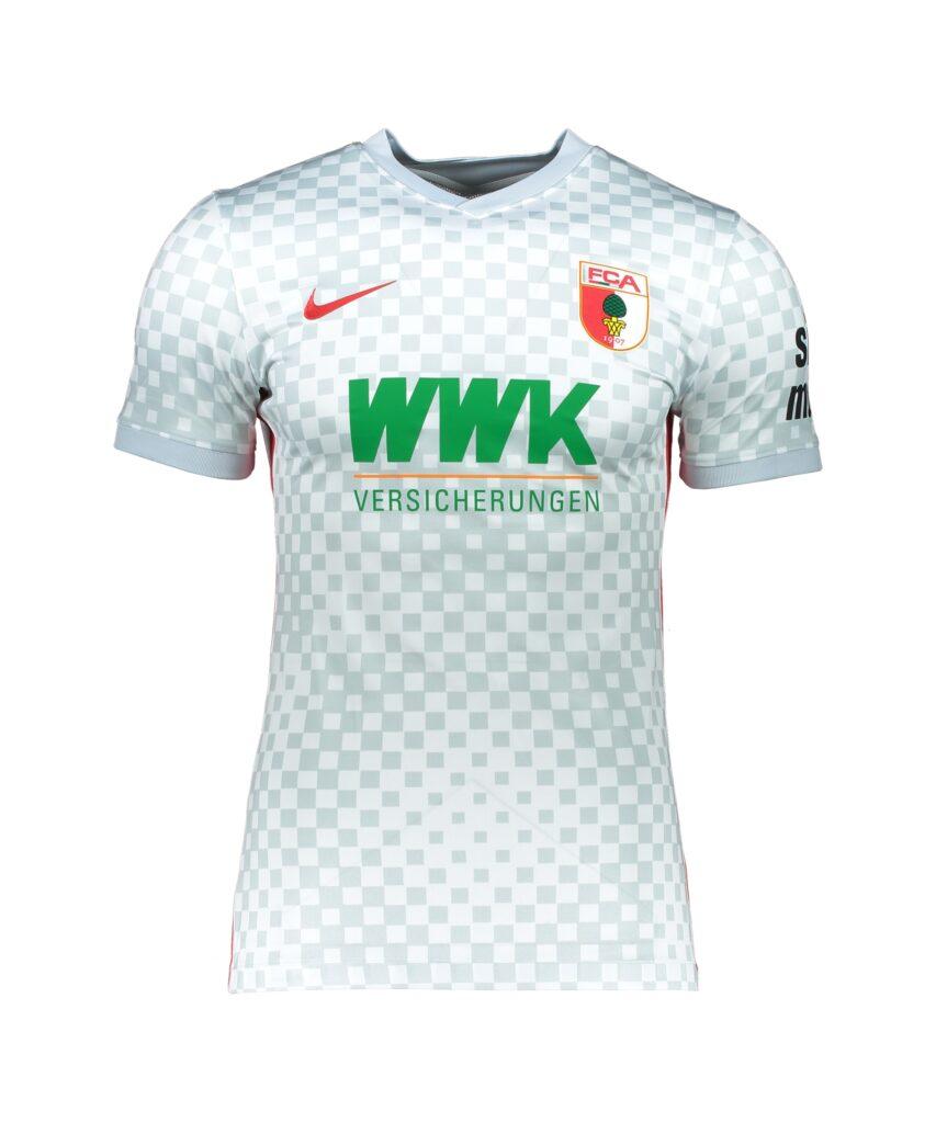 FC Augsburg uitshirt 2021-2022