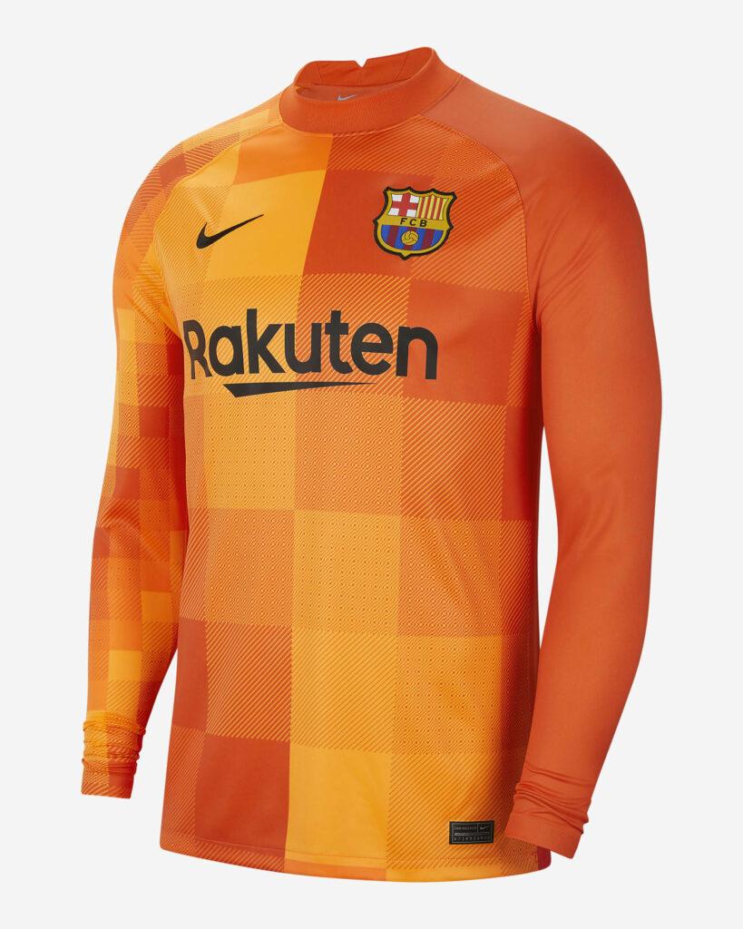 FC Barcelona keepersshirt 2021-2022 - 2
